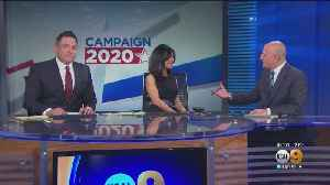 Former KCAL9 Political Analyst Dave Bryan Gives Democratic Primary Analysis For Super Tuesday [Video]