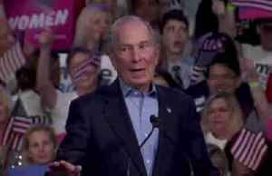 Bloomberg tells Florida crowd he'll send Trump 'back to Mar-a-Lago' [Video]
