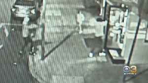 Two Gunmen Caught On Surveillance Video Firing Into West Philadelphia Corner Market [Video]