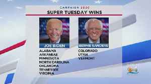 Joe Biden Dominating Early Super Tuesday States [Video]