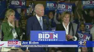 Big Wins For Biden On Super Tuesday [Video]