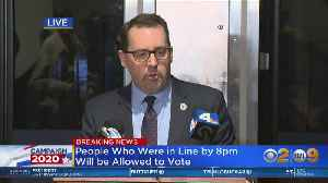 County Addresses Long Lines, Wait Times At Vote Centers [Video]