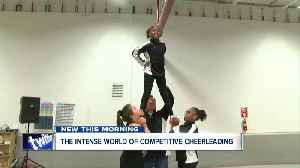 Inside the world of competitive cheerleading in Western New York [Video]