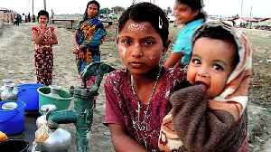 Myanmar violence: Thousands displaced by fresh fighting [Video]