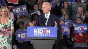 Biden Gets Endorsements From Buttigieg, Klobuchar and O'Rourke [Video]