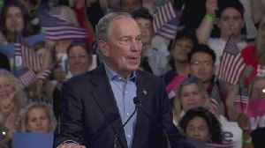 Mike Bloomberg Ends 2020 Presidential Race [Video]