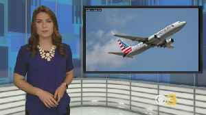 American Airlines Flight Heading To San Juan Diverts To Philadelphia Due To Odor In Cabin [Video]