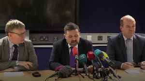 Two more cases of the coronavirus confirmed in Northern Ireland [Video]