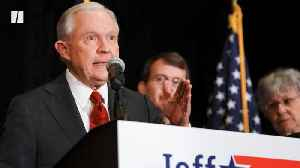Jeff Sessions Fails To Win Senate Seat Outright [Video]