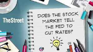 Did the Stock Market Tell the Fed to Cut Rates? [Video]