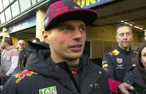 Verstappen tests out track to host Dutch GP [Video]