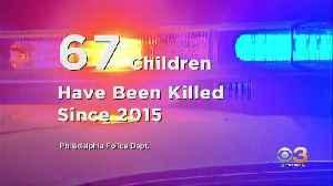 Philadelphia Children Afraid To Go Outside Due To City's Rampant Gun Violence [Video]