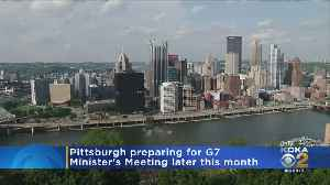 Pittsburgh To Host G7 Meeting [Video]
