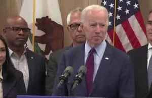 'The establishment are all those hard-working, middle-class people' -Biden [Video]