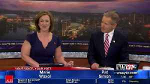 WAAY 31 Super Tuesday Coverage You Can Count On 1 [Video]