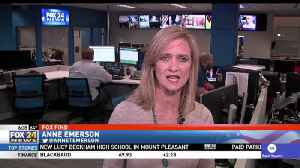 Anne Newsroom Live shot [Video]