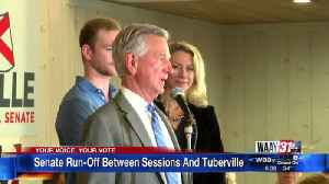 Senate Runoff Election [Video]