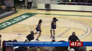'Southwest Vs Everybody,' Lady Patriots gets ready for state championship game [Video]