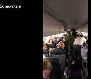 Wild ride! Flybe's final flight ends with diversion to Manchester, an act of charity, and some 'Glasgow spirit' [Video]