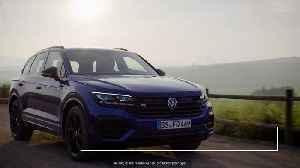FIVE Highlights - Volkswagen Touareg R [Video]