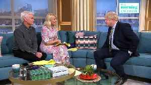 Boris Johnson awkwardly ducks nappy changing question [Video]