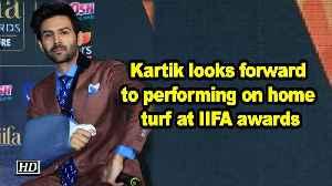 Kartik Aaryan looks forward to performing on home turf at IIFA awards [Video]