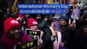 6 International Women's Day Facts [Video]