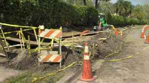 500 gallons of sewage spills in West Palm Beach [Video]