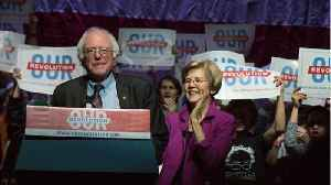 Sanders Condemns 'Ugly, Personal Attacks' Against Elizabeth Warren [Video]