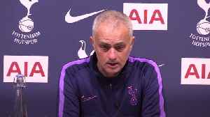'Every one of us would do' the same as Dier, Mourinho says [Video]