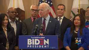 Joe Biden's Momentum Surging After Strong Super Tuesday Showing [Video]