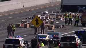 West Palm Beach man killed in multi-vehicle crash on I-95 in Boynton Beach [Video]