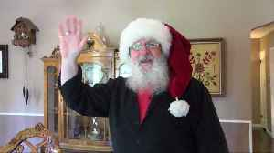 Santa Says California's Controversial Gig Economy Bill Took Away His Christmas Cheer [Video]