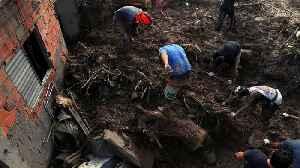 Brazil landslide: 24 dead, dozens missing after southeast storm [Video]