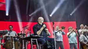 Phil Collins' son Nic to share drumming duties with dad on Genesis reunion tour [Video]
