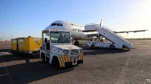 Libya conflict: Post-shelling, flights resume at Tripoli airport [Video]