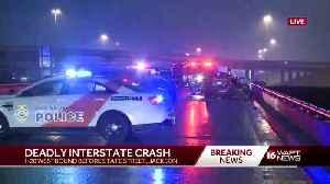 Multi-vehicle wreck kills one on I-20 [Video]