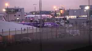 Passengers shocked by Flybe collapse [Video]