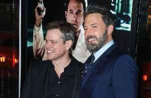 Ben Affleck says Matt Damon was 'so jealous' of early acting career [Video]