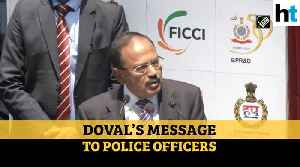 'If police fails to enforce law, democracy fails': NSA Ajit Doval [Video]