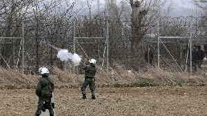 Turkey calls for EU help as bloc scrambles for Greek border solutions [Video]