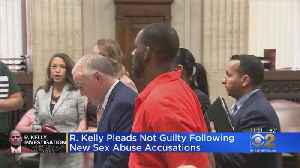 R. Kelly Pleads No Guilty Following New Sex Abuse Accusations [Video]