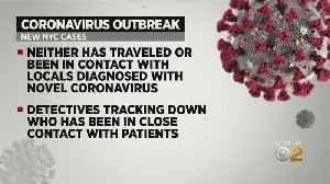 Coronavirus Update: 2 More Cases In NYC [Video]