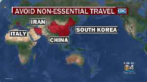 CDC Recommending Americans Avoid Non-Essential Trips To Coronavirus Plagued Countries [Video]