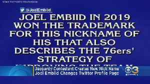 'Jeopardy!' Contestant Offers Hilarious Guess At Joel Embiid's Nickname [Video]