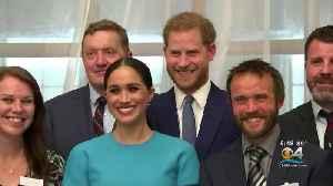 Prince Harry, Meghan Markle Return To London [Video]