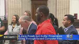 R. Kelly Pleads No Guilty To New Sex Abuse Allegations [Video]