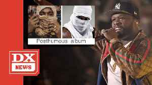 50 Cent Plots Release Date For Pop Smoke's Posthumous Album [Video]
