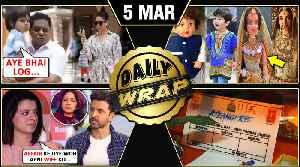 Rangoli Supports Neena Gupta, Akshay Sara Dhanush Atrangi Re, Deepika's Doll | Top 10 News [Video]
