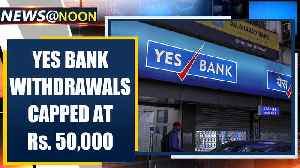 Crisis hits Yes Bank: Shares fall by 83%, Withdrawl limit capped at Rs.50,000 | Oneindia News [Video]